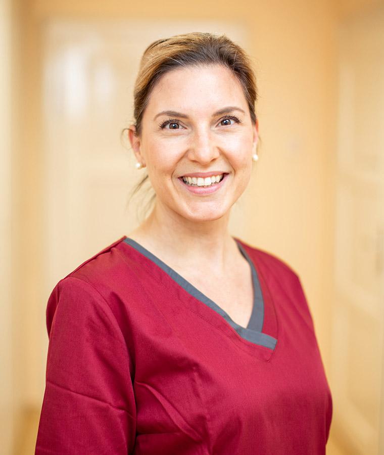 Praxisteam in der Frauenarztpraxis